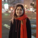 SEPIDEH GHOLIAN TRANSFERED TODAY TO EVIN PRISON IN IRAN