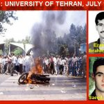 WHERE IS THE IRANIAN STUDENT SAEED ZEINALI