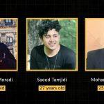 به غیر از امیرحسین مرادی، سعید تمجیدی و محمد رجبی ۸ نفر در اصفهان و ۱ نفر در شاهین شهر حکم اعدام دارند
