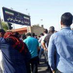 ¡Libertad para los trabajadores presos en Irán