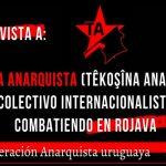 ANARCHIST FEDERATION OF URUGUAY'S INTERVIEW WITH TEKOSINA ANARSIST