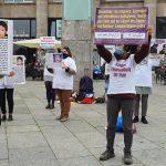ویدئو و عکس از هفتمین آکسیون زنان مستقل شهر کلن – آلمان