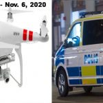THE SWEDISH POLICE HAVE DECIDED TO MONITOR AND CONTROL THE PROTESTING DEMONSTRATIONS WITH THE HELP OF DRONES