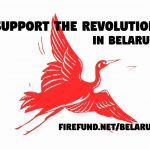 Recall to the demonstration for solidarity with protests in belarus