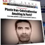 اطلاعاتی درباره بمب گذاری در جمع مخالفان رژیم ایران در ژوئن ۲۰۱۸ و بیانیه سیاسی در مورد این واقعه