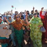 Solidarity with the Saharawi people