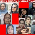 FEMALE PRISONERS IN QARCHAK PRISON HAVE BEEN BEATEN BY FASCIST PRISON GUARDS IN IRAN – Video clip