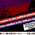 International Statement for the liberation of the political prisoners, arrested during the 2019 social revolt in Chile