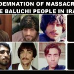 WE CONDEMN MASSACRE OF THE BALUCHI PEOPLE IN IRAN! + Video Clips