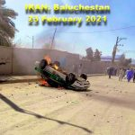 LET US SPREAD THE BALUCHISTAN PEOPLE'S RIGHTEOUS UPRISING IN ALL OVER IRAN + Video Clip