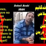 SOHEIL ARABI: SORRY, IF I'VE WOKEN YOU UP